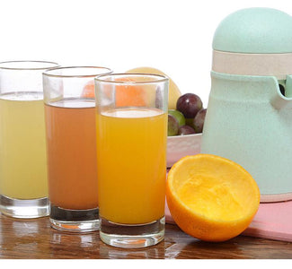 Manual home creative multi-function juicer