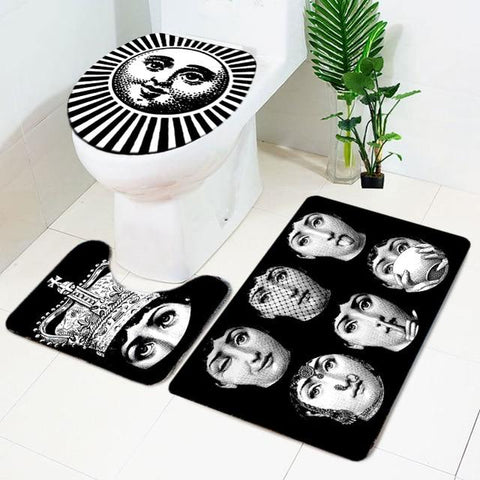 Image of Portrait Bathroom Rug