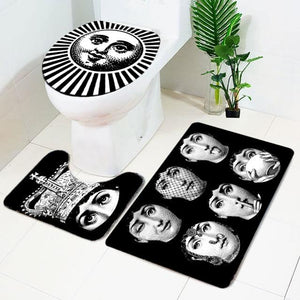 Portrait Bathroom Rug