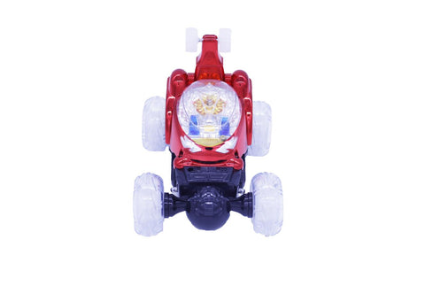 Image of Remote Control Car Electric tumbling off-road remote control car Children's toy car