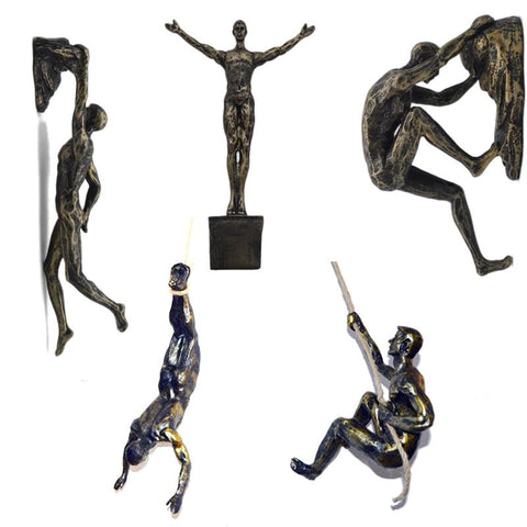 Extreme Sport Statues