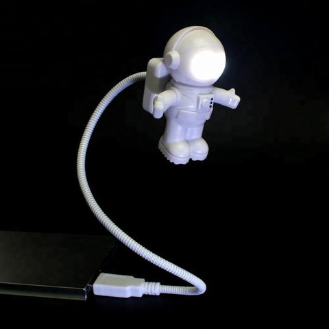 Astronaut Shape USB LED Night Lights