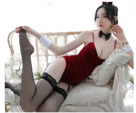 Image of Bunny Cosplay Lingerie