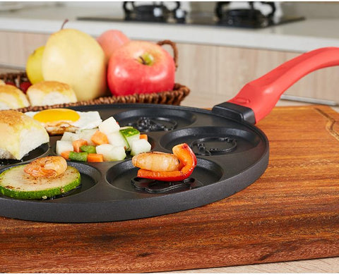 Emoji/Animal Face Shaping Baking pan / Omelette pan