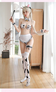 Milky Cow | Cosplay Costume
