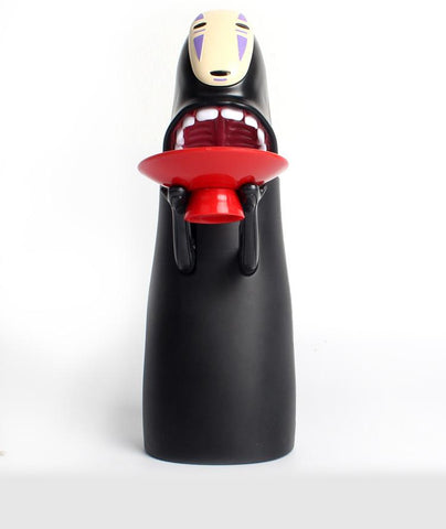 Image of Creative Piggy bank of No Face man