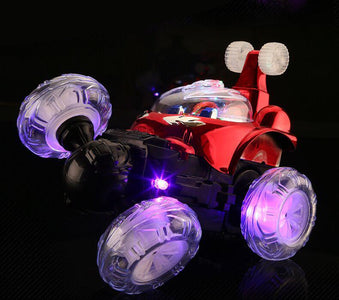 Remote Control Car Electric tumbling off-road remote control car Children's toy car