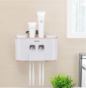 Multifunctional and Suction Wall of washing shelf