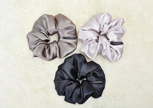 Au Naturel Scrunchies Set - Carlitas.co