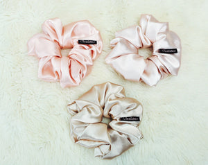 So Extra Scrunchies Set - Carlitas.co