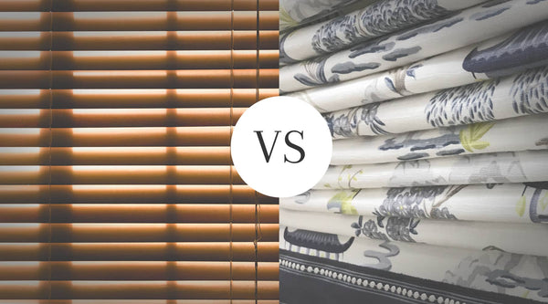 Hard vs Soft Window Treatments