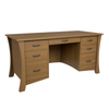 "62"" Jefferson Flat-Top Desk"