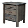Branberg 3-Drawer Nightstand