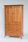 Bunker Hill Collection Tray Armoire