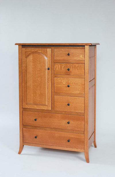 Bunker Hill Collection Door Chest