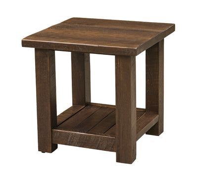 Frontier End Table