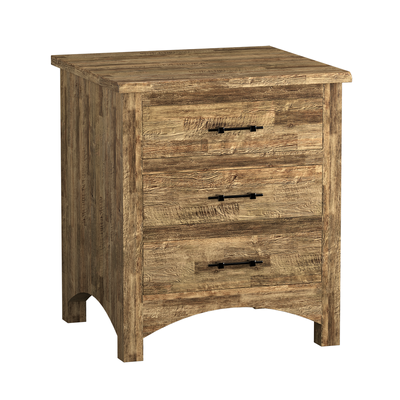Barn Floor Nightstand
