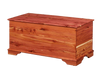 Medium Basic Cedar Chest - Amish Made Chest