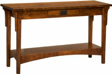 Arts & Crafts Sofa Table