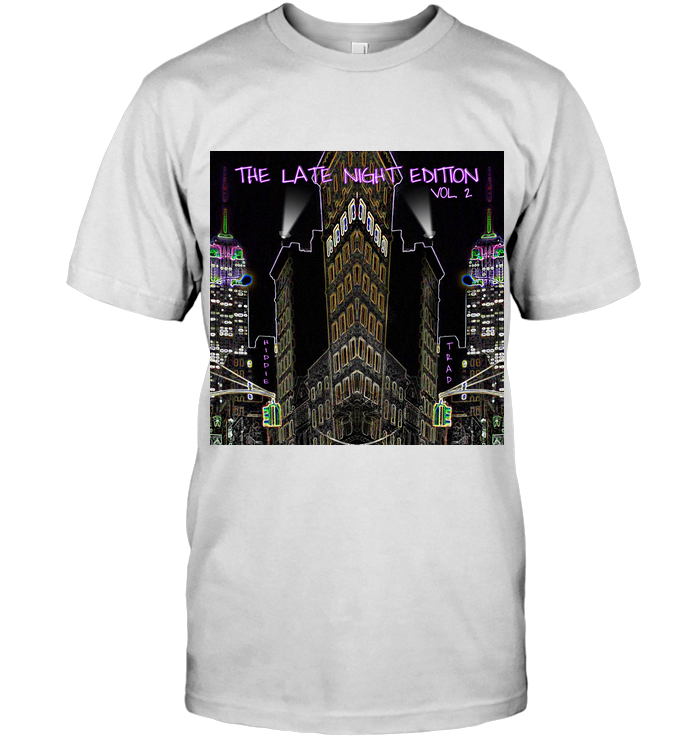 The Late Night Edition Vol. 2 Graphic Tee