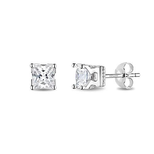 enchanted_disney-majestic-princess_0_75_cttw_princess_cut_diamond_solitaire_earrings-14k_white_gold_0.75CTTW_1