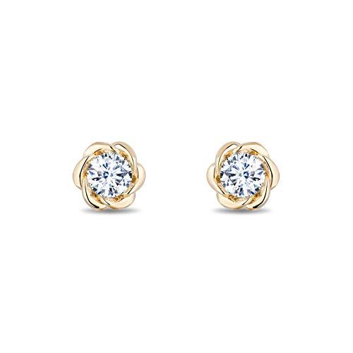 enchanted_disney-belle_0_33_cttw_diamond_solitaire_earrings-14k_yellow_gold_0.33CTTW_2