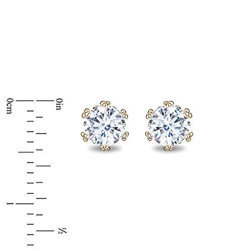 enchanted_disney-majestic-princess_0_75_cttw_diamond_solitaire_earrings-14k_yellow_gold_0.75CTTW_4