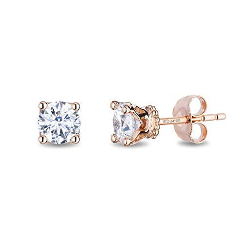enchanted_disney-majestic-princess_fine_jewelry_14k_pink_gold_majestic_1cttw_diamond_solitaire_earrings-14k_pink_gold_1CTTW_1