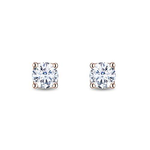 enchanted_disney-majestic-princess_fine_jewelry_14k_pink_gold_majestic_1cttw_diamond_solitaire_earrings-14k_pink_gold_1CTTW_2
