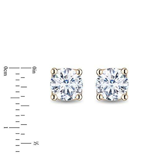 enchanted_disney-majestic-princess_fine_jewelry_14k_yellow_gold_majestic_0_75_cttw_diamond_solitaire_earrings-14k_yellow_gold_0.75CTTW_2