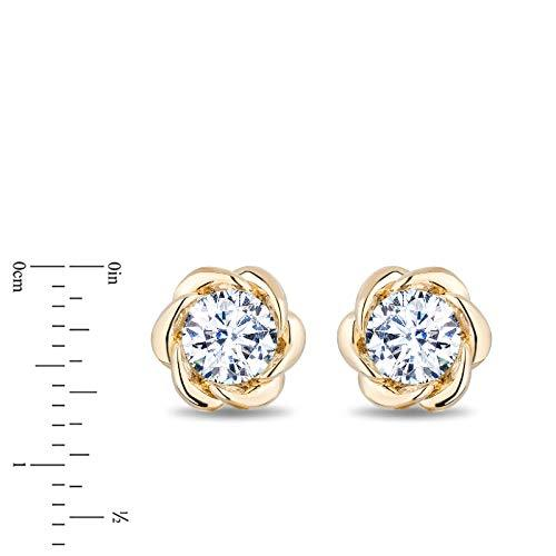 enchanted_disney-belle_0_75_cttw_diamond_solitaire_earrings-14k_yellow_gold_0.75CTTW_5