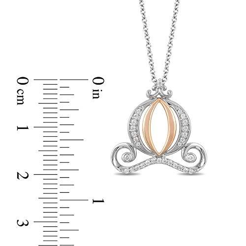 enchanted_disney-cinderella_carriage_pendant-9k_rose_gold_and_sterling_silver_0.20CTTW_2