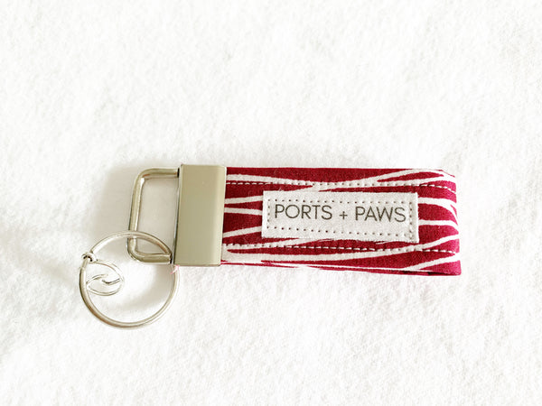 RED WATER KEY FOB