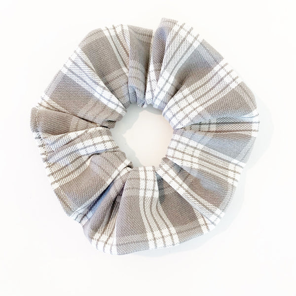 GRAY PALAKA SCRUNCHIE