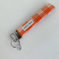 ORANGE PALAKA KEY FOB
