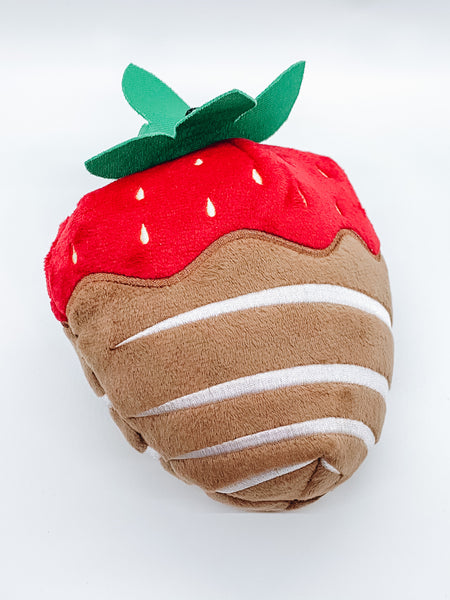 CHOCOLATE STRAWBERRY TOY