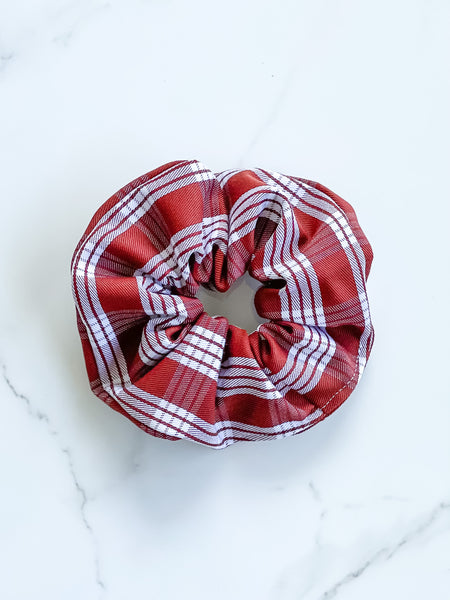 BROWN PALAKA SCRUNCHIE