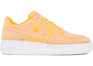 Nike Air Force 1 Low 07 LX Blueprint Laser Orange (Mujer)