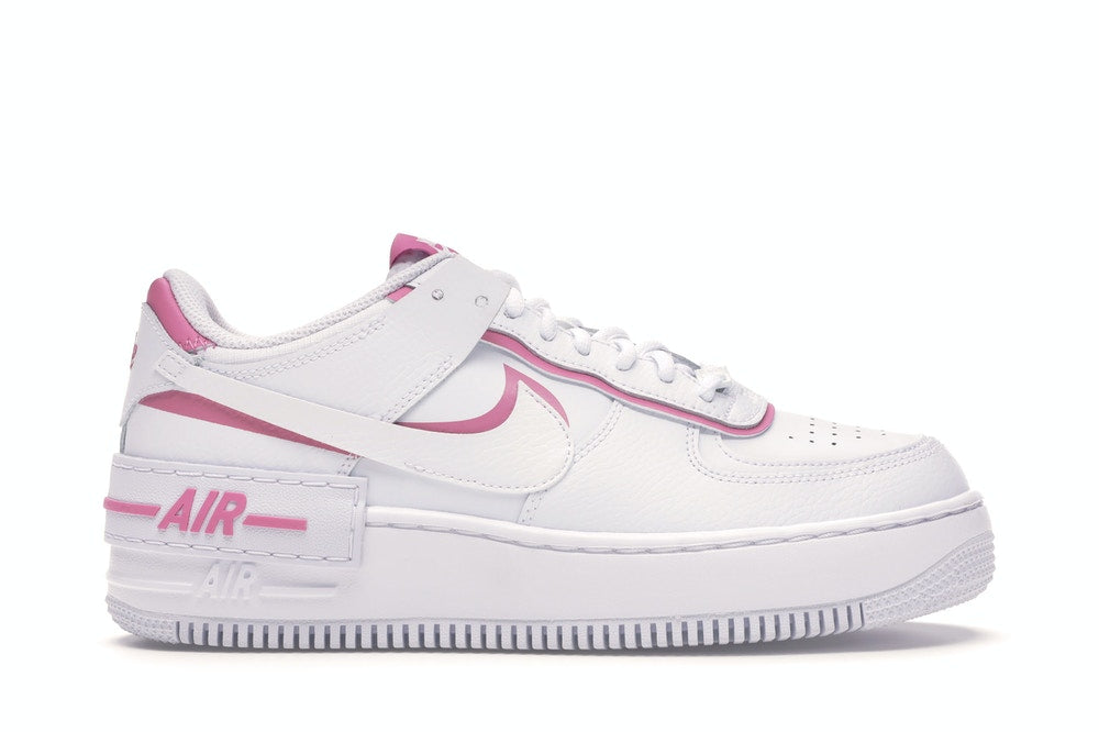 Nike Air Force 1 Shadow White Magic Flamingo (Mujer)