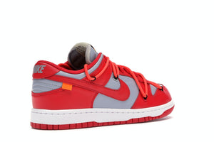 [SOBRE PEDIDO] Nike Dunk Low Off-White University Red