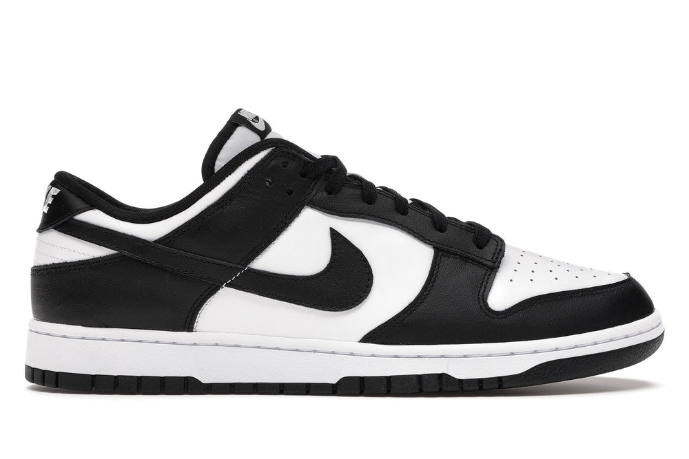 [Niños] Nike Dunk Low Retro White Black (2021)