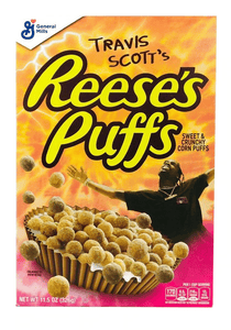 Travis Scott's Reese's Puffs (Cereal)