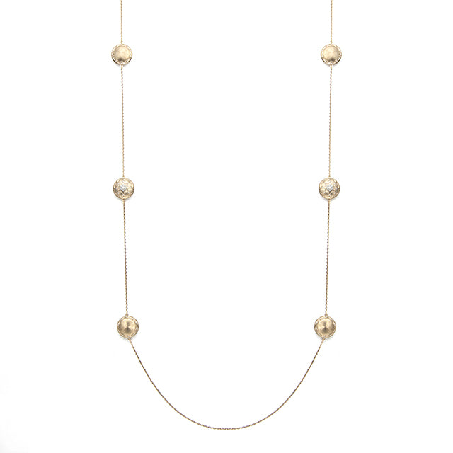 1356A<br>ダイヤモンドネックレス<br>- OXYMORON -<br>Diamond necklace