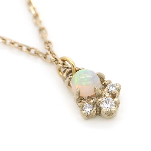 1467C<br>オパールネックレス<br>Opal necklace