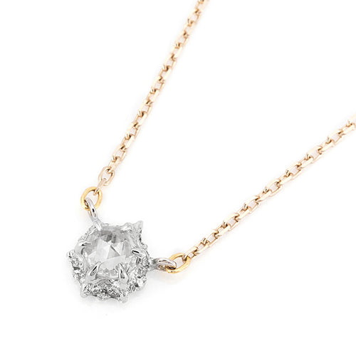 986A<br>ダイヤモンドネックレス<br>- calyx -<br>Diamond necklace