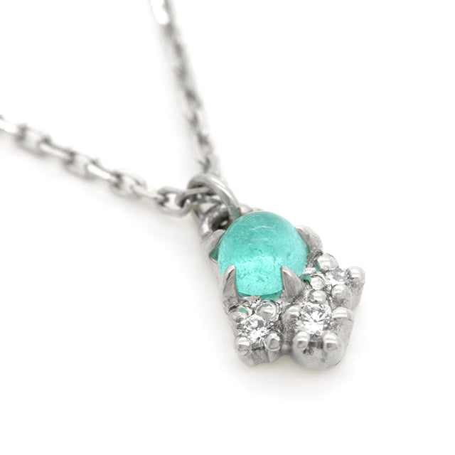 1467B<br>パライバトルマリンネックレス<br>Paraiba Tourmaline necklace