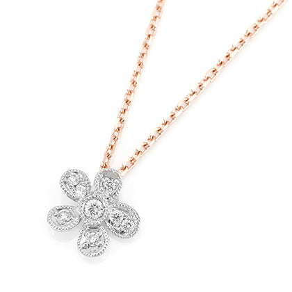 610A<br>ダイヤモンドネックレス<br>Diamond necklace