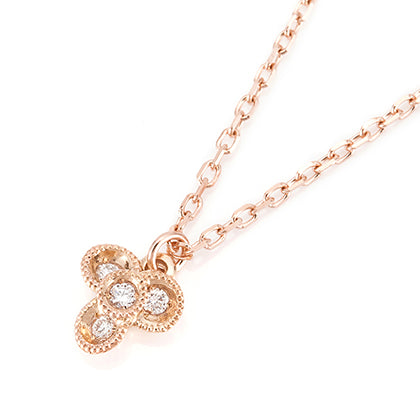 696A<br>ダイヤモンドネックレス<br>Diamond necklace