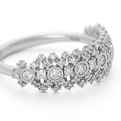 729C<br>ダイヤモンドリング<br>- sirusi -<br>Lady`s diamond ring