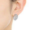 1326A<br>ダイヤモンドピアス<br>- fleurs -<br>Diamond pierced-earrings